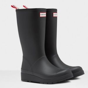 NIB Hunter Original Play Tall Rain Boots - 9